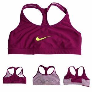 ❄️❄️Pre-loved Reversible Nike Sports Bra Size S